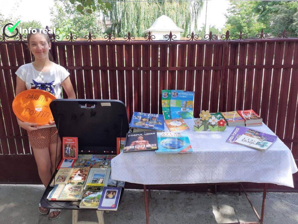 Romania altfel: Carti pentru Ana