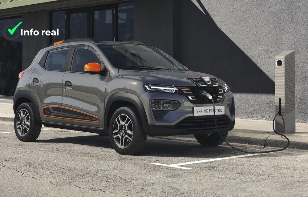Acum poti comanda Dacia Spring