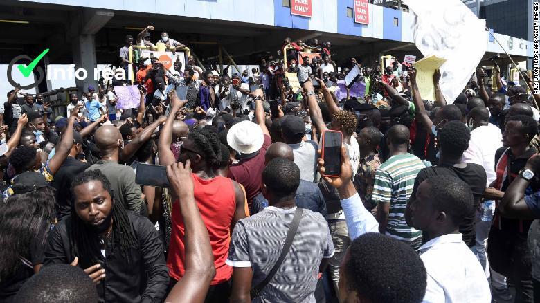 proteste Lagos Nigeria info real