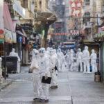 Hong-Kong impune carantina temporara a locuitorilor